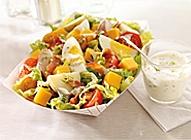 La salade de pommes de terre au Cheddar que tout le monde aime