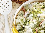 Salade de pommes de terre parfaite
