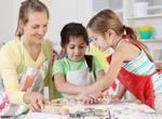 Cuisiner avec vos enfants: nourrissant, savoureux, amusant