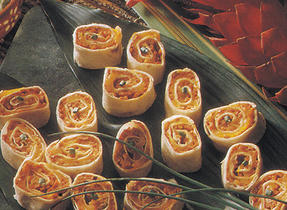 Bouchées de bacon