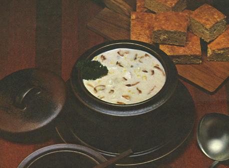 Chaudrée au bacon et au maïs Recette