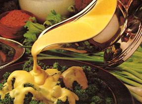Sauce blanche et sauces aromatisées