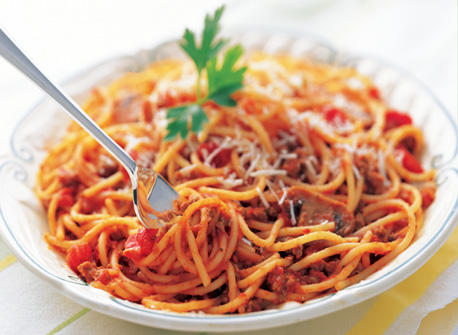 La meilleure sauce à spaghetti au monde Recette
