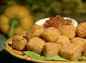 Mini-fondues au brie