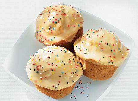 Petits gâteaux au caramel écossais Recette