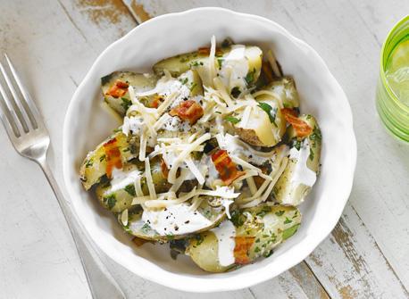 Voir plus de recettes de « Salades »