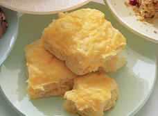 Scones au fromage Cheddar