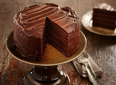 Layer Cake Nature Chocolat
