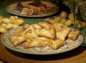 Corniottes (bouchées farcies)