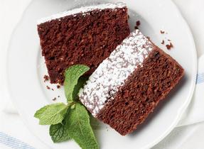 Gâteau au chocolat velouté