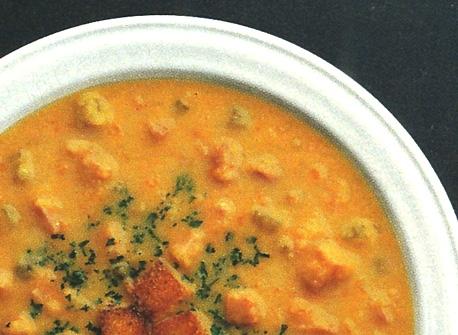 soupe traditionnelle facile aux pois cass s recette plaisirs laitiers. Black Bedroom Furniture Sets. Home Design Ideas