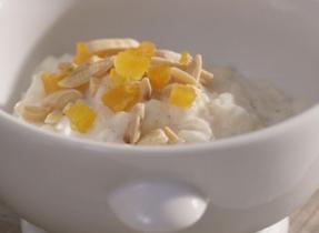 Pouding au riz sans souci