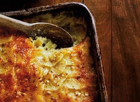 Pommes de terre dorées à la normande  Recette