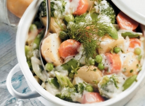 Ragoût de légumes des Maritimes