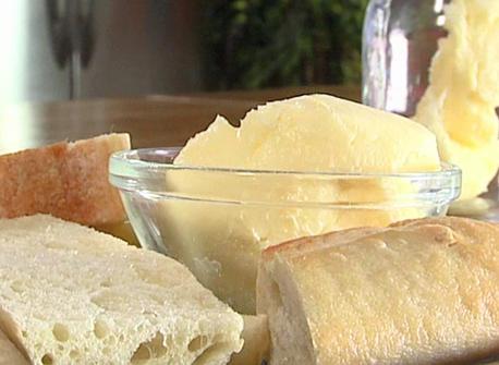 Faire son propre beurre Recette
