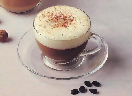 recettes: Café cappuccino italien