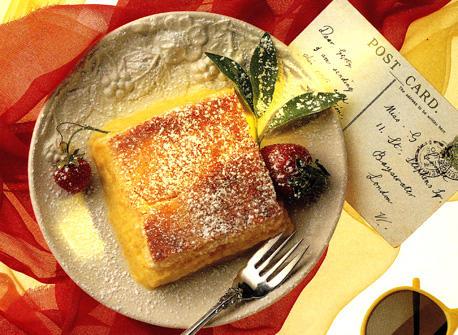 Gâteau pouding au citron  Recette