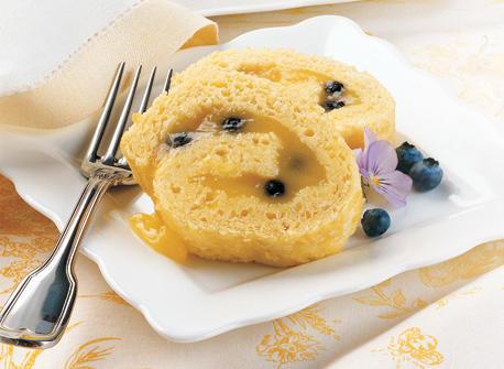 Gâteau torsadé au citron Recette