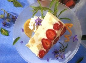 Gâteau velouté à la mousse au citron