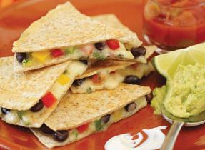 Sandwich au fromage fondant à la mexicaine