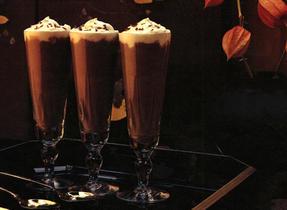 Crème choco-moka