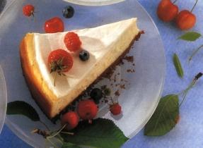 Gâteau au fromage à l'ancienne