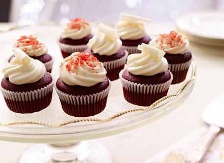 Mini muffins au Mascarpone  Recette