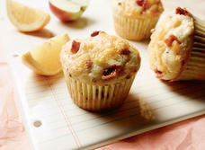 Muffins savoureux au fromage