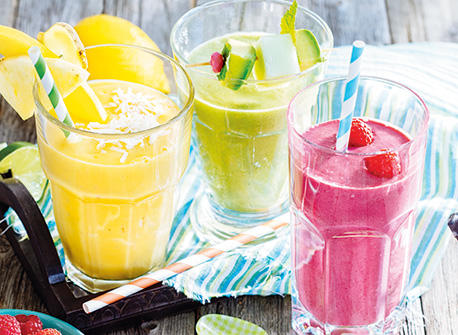 Smoothies 3 Façons Recette
