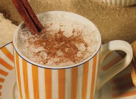 Chocolat chaud épicé Recette