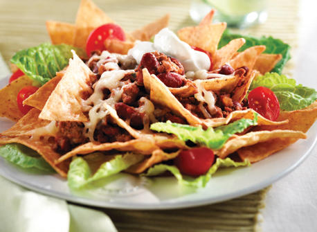 Salade taco délicieuse Recette