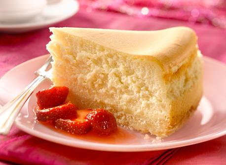 Le meilleur gâteau au fromage à la vanille avec croûte sablée Recette