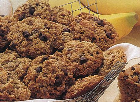 Biscuits A L Avoine Au Chocolat Et Aux Amandes Recette Plaisirs