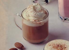 Chocolat chaud continental