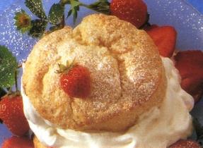 Délectables petits gâteaux sablés aux fraises