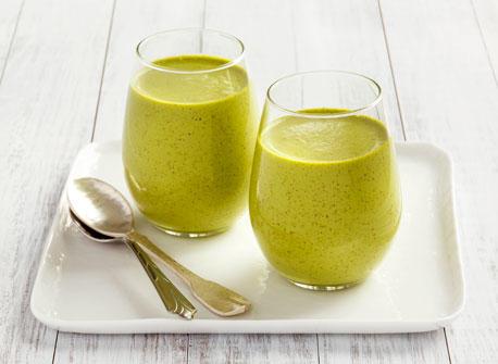 Frappé santé aux fruits et légumes Recette