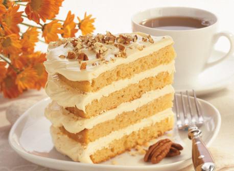 Cake Au Beurre Et Noix