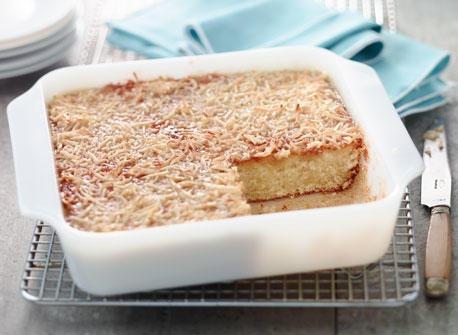 Gâteau Lazy Daisy Recette
