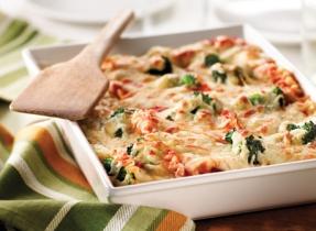 Lasagne facile au brocoli