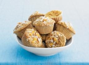 Muffins à la mangue tropicale