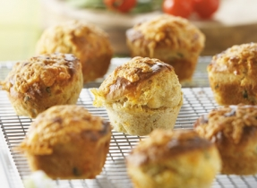 Muffins au fromage