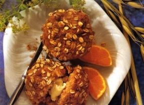 Muffins aux flocons d'avoine et aux raisins
