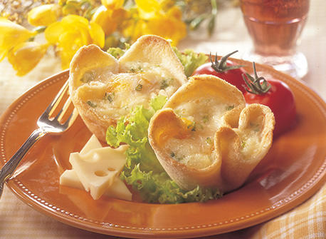 Nids Aux Oeufs Avec Jambon à La Suisse Recette Plaisirs Laitiers