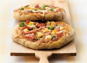 Pizzas individuelles