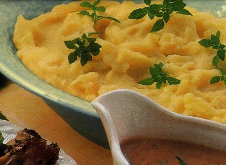 pur e de pommes de terre et de chou fleur au fromage recette plaisirs laitiers. Black Bedroom Furniture Sets. Home Design Ideas