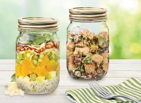 Salade à l'orange et graines de pavot Recette