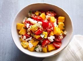 Salade mangue et Feta
