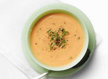 Soupe Aux Panais Et Aux Carottes Avec Basilic Recette Plaisirs