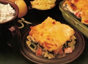 Spécial lasagne