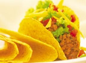 Tacos au boeuf à la mexicaine